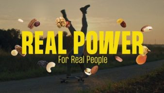 Graphic for INC's Real Power for Real People campaign